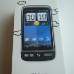 HTC Desire Box