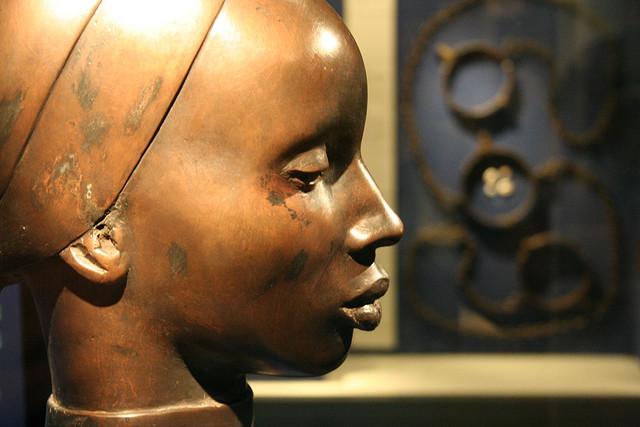 Slavery exhibit