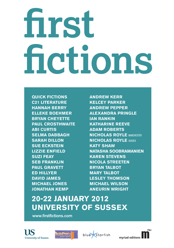 First Fictions Poster